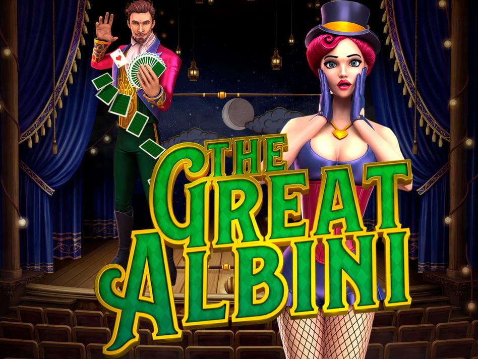 The Great Albini slot game