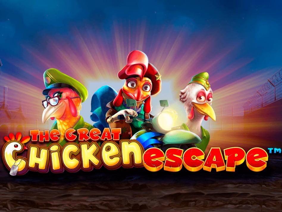 The Great Chicken Escape slot game