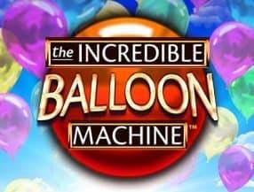 The Incredible Balloon Machine slot game