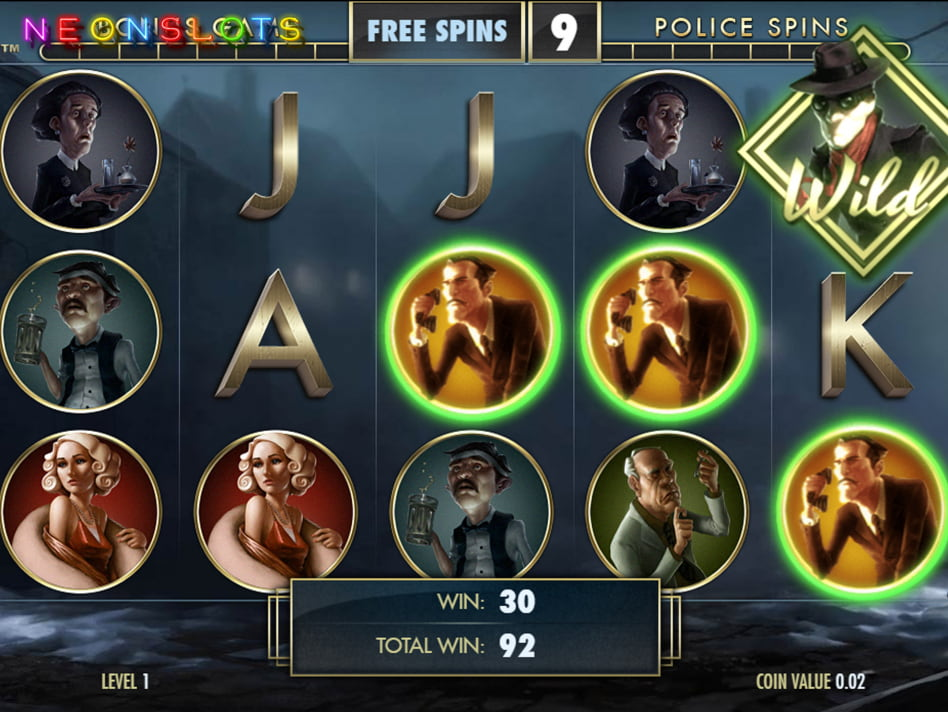 The Invisible Man slot game