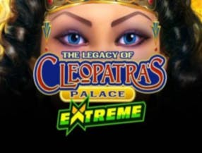 The Legacy of Cleopatra's Palace Extreme slot game