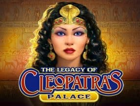 The Legacy of Cleopatra's Palace slot game