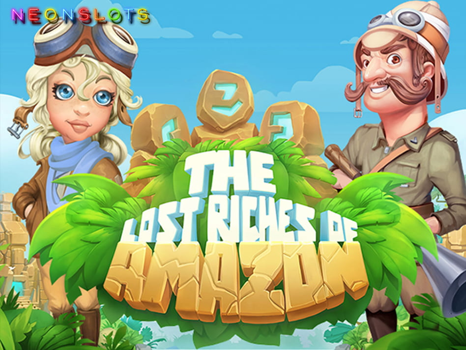 The Lost Riches of Amazon slot game