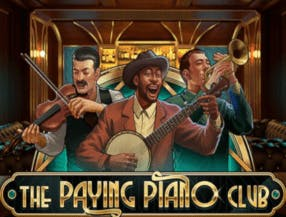 The Paying Piano Club slot game