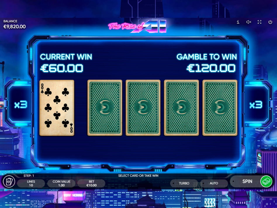 The Rise of AI slot game
