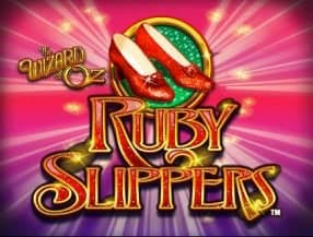 THE WIZARD OF OZ Ruby Slippers slot game