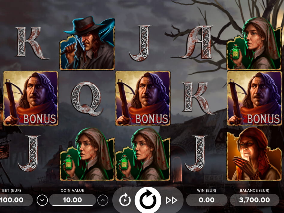 The Wolf's Bane slot game