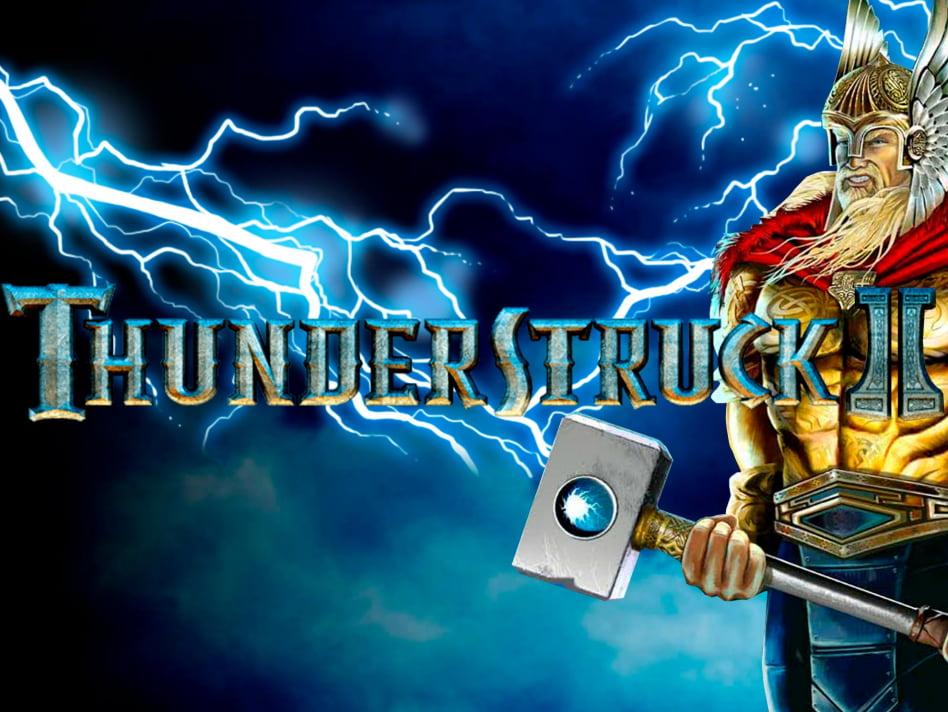 Thunderstruck II slot game