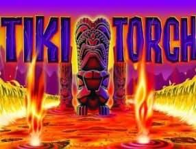Tiki Torch slot game