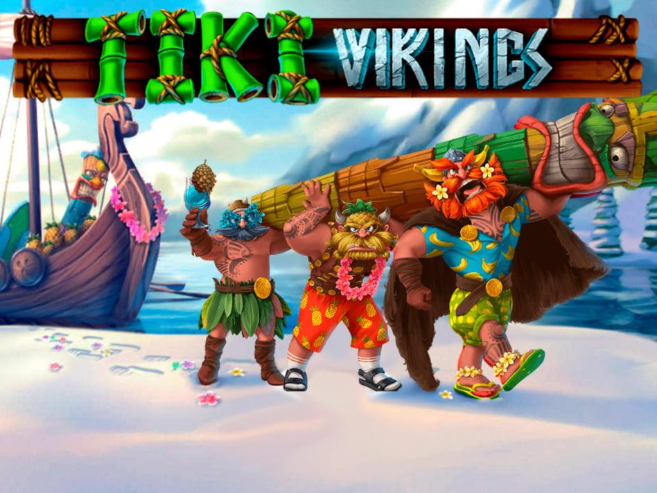 Tiki Vikings slot game
