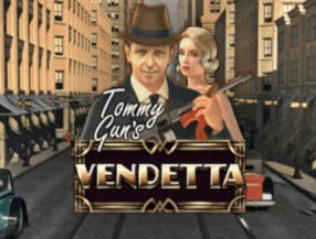 Tommy Guns Vendetta slot game