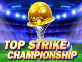 Top Strike Championship slot game