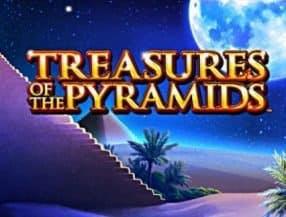 Treasures of the Pyramids slot game
