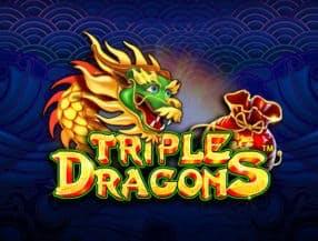 Triple Dragons slot game