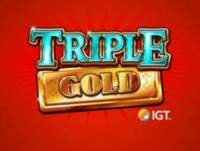 Triple Gold slot game