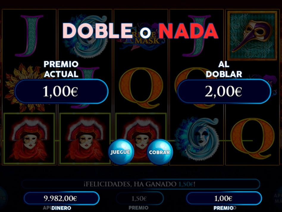 Triple Mask slot game