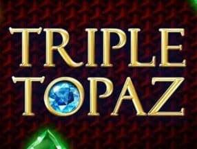 Triple Topaz slot game