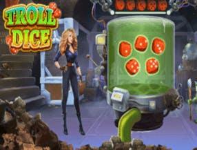 Troll Dice slot game