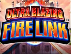 Ultra Blazing Fire Link India slot game