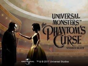 Universal Monsters: The Phantom's Curse slot game