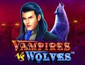 Vampires vs Wolves slot game