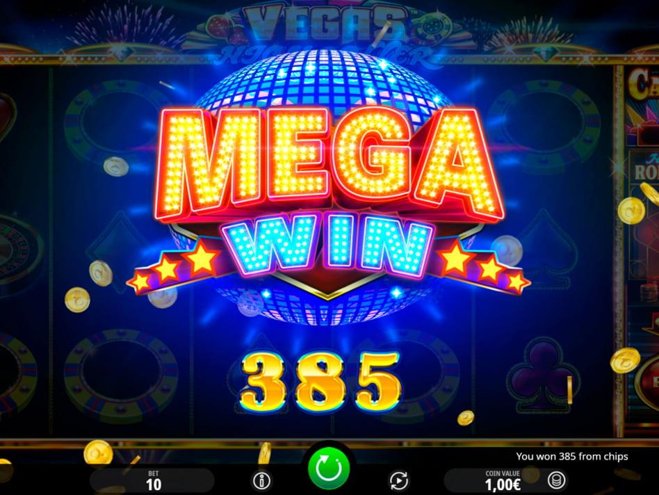 Vegas High Roller slot game