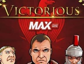 Victorious MAX slot game