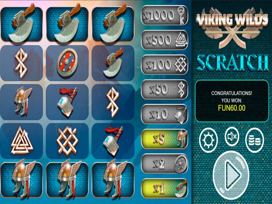 Viking Wilds slot game