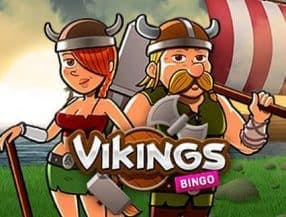 Vikings Videobingo slot game