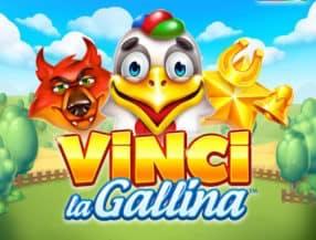 Vinci La Gallina slot game