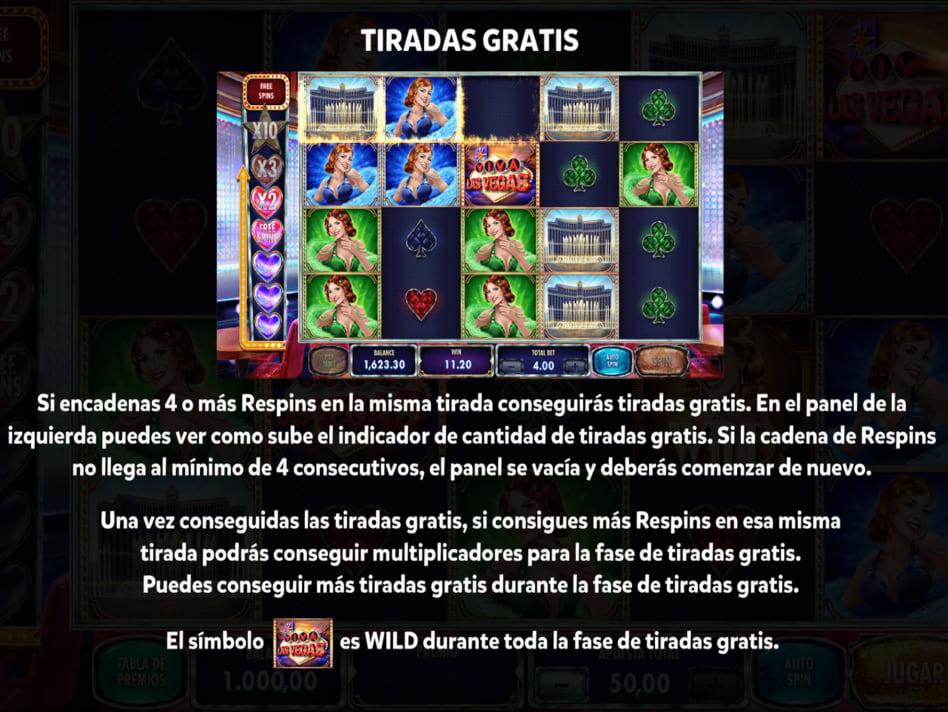 Viva Las Vegas slot game