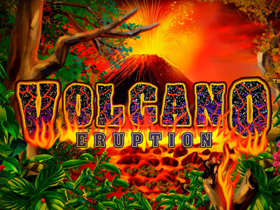 Volcano Eruption slot game