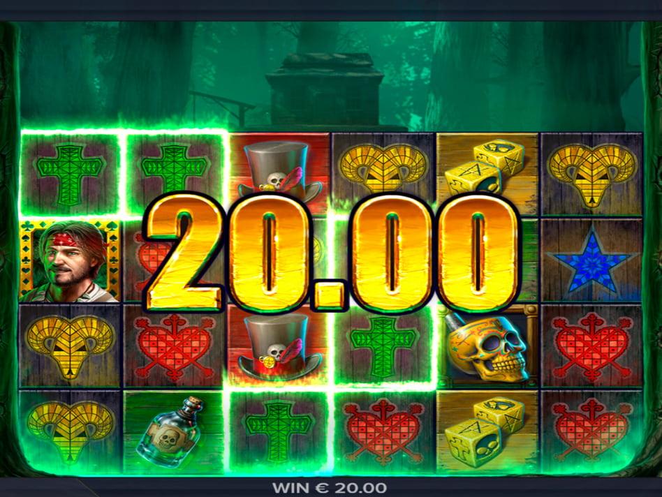 Voodoo Gold slot game