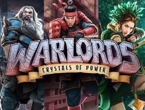 Warlords: Crystals of Power slot game