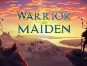 Warrior Maiden slot game