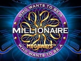 Who Wants to Be a Millionaire Megaways slot game