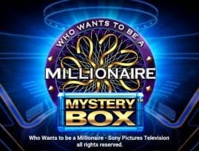 Who Wants To Be a Millionaire Mystery Box slot game