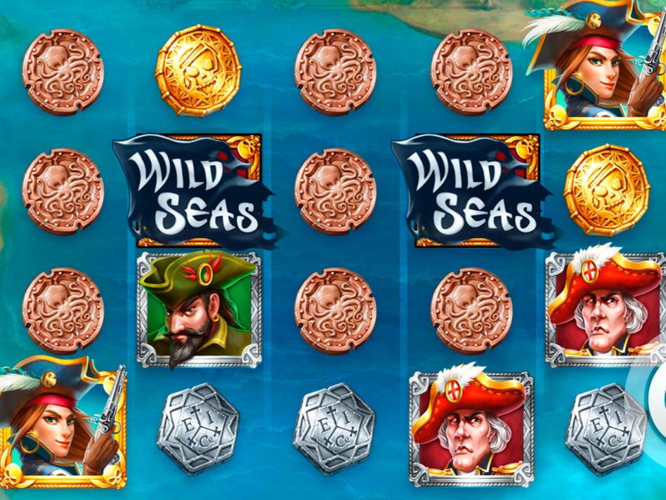 Wild Seas slot game