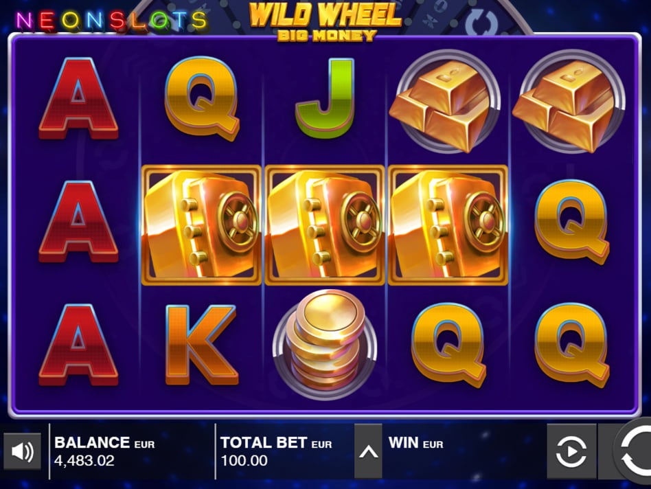 Wild Wheel slot game