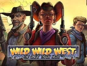 Wild Wild West slot game