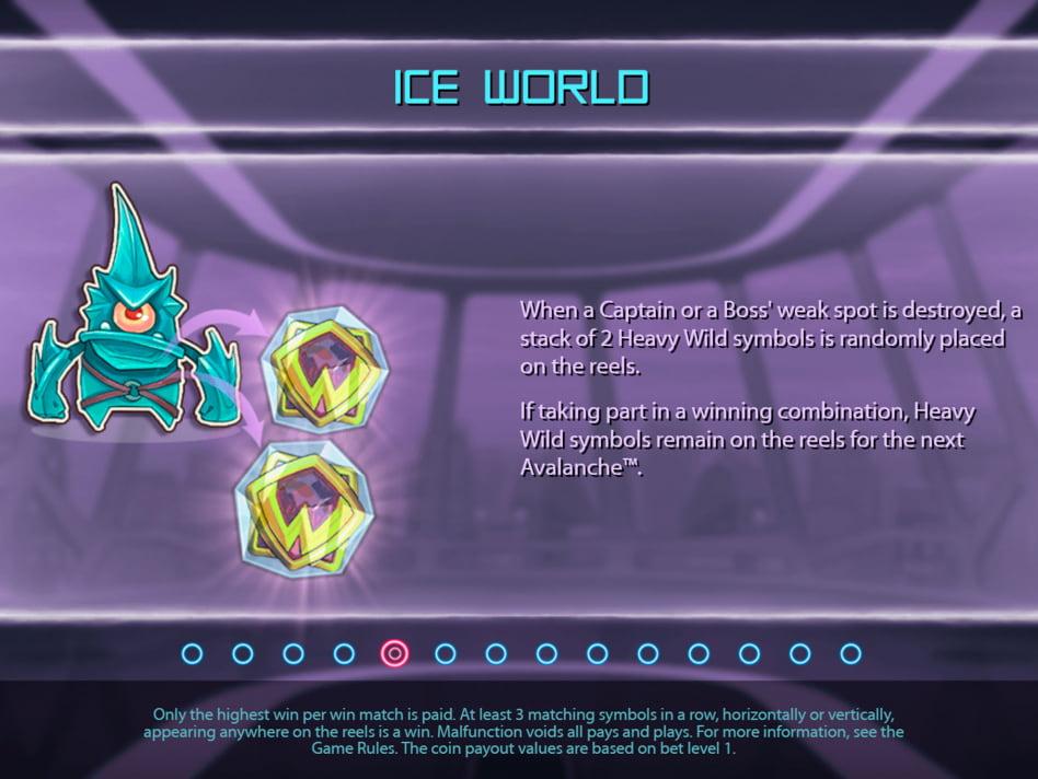 Wild Worlds slot game