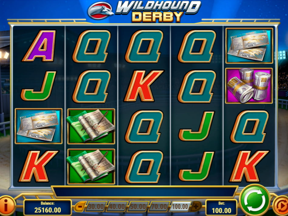 Wildhound Derby slot game