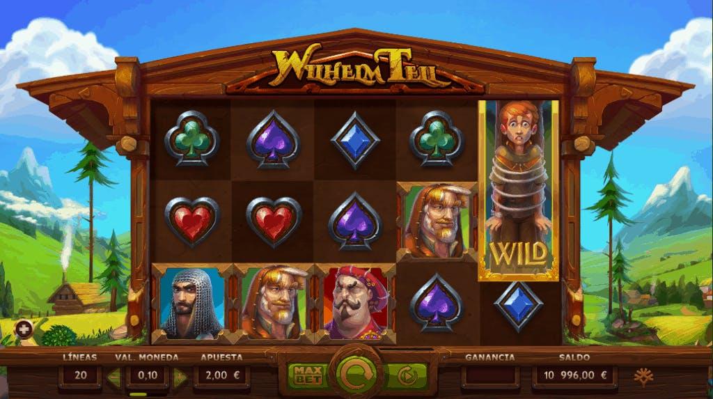 Wilhelm Tell slot game