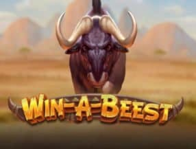 Win a Beest slot game