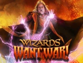 Wizards Want War slot game