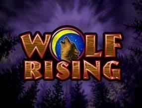 Wolf Rising slot game