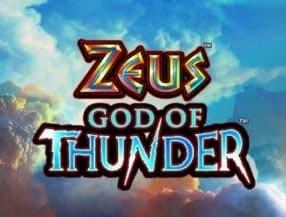 Zeus God of Thunder slot game