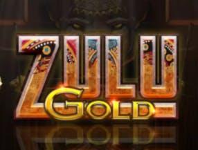 Zulu Gold slot game