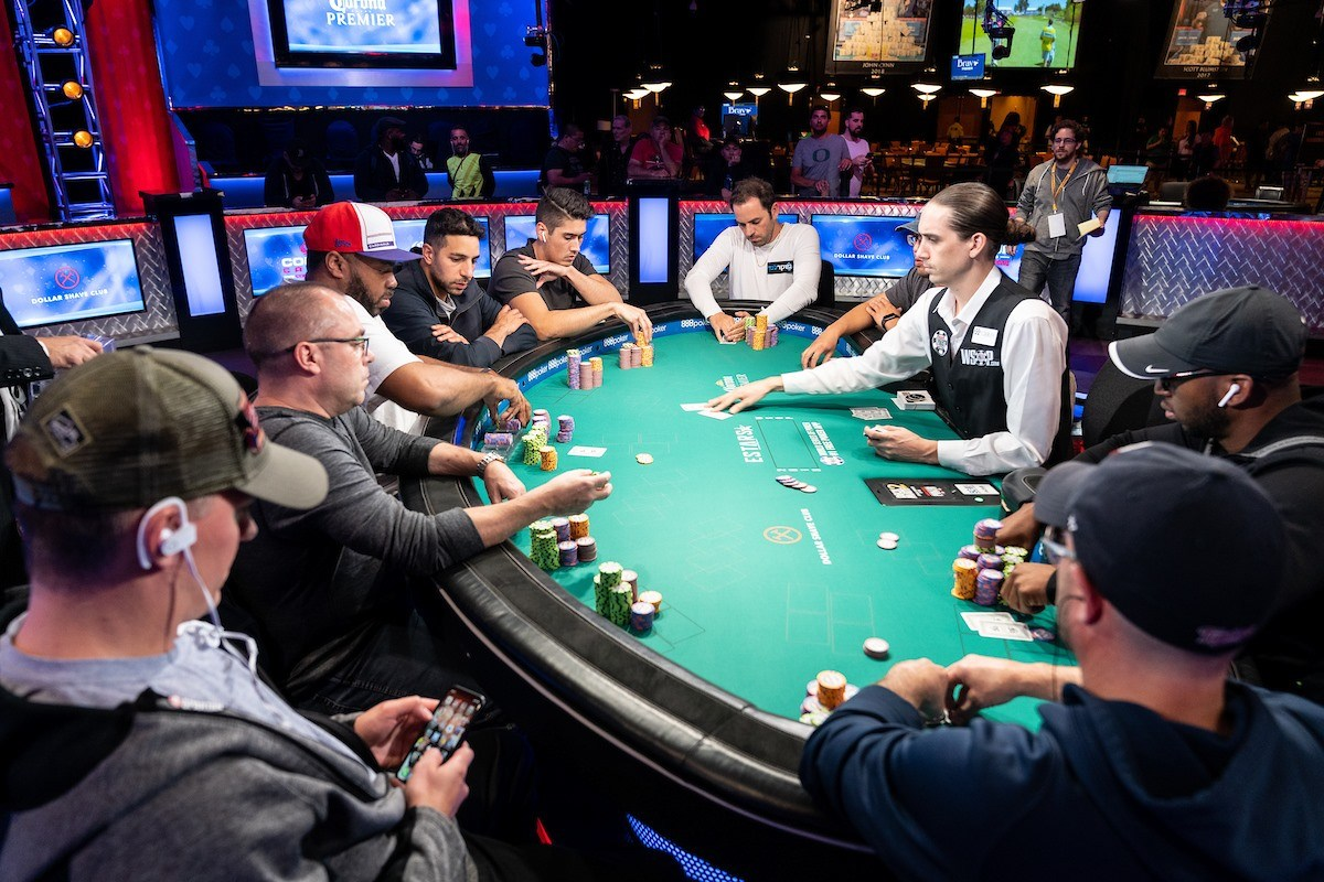 How to prepare for a WSOP Main Event