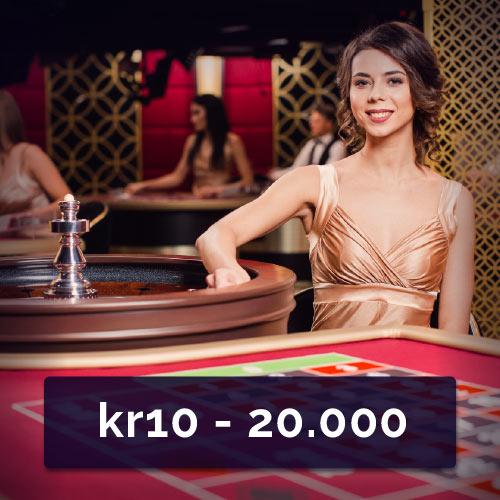live-casino-Roulette